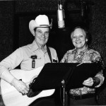 Ernest Tubb and Pete Drake