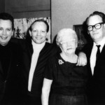 Jack, Pete, Mama and Bill Drake