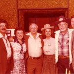 Justin Tubb, Del Wood, Pete Drake, Jan Howard, Vic Willis And Billy Walker