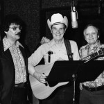 Justin and Ernest Tubb with Pete