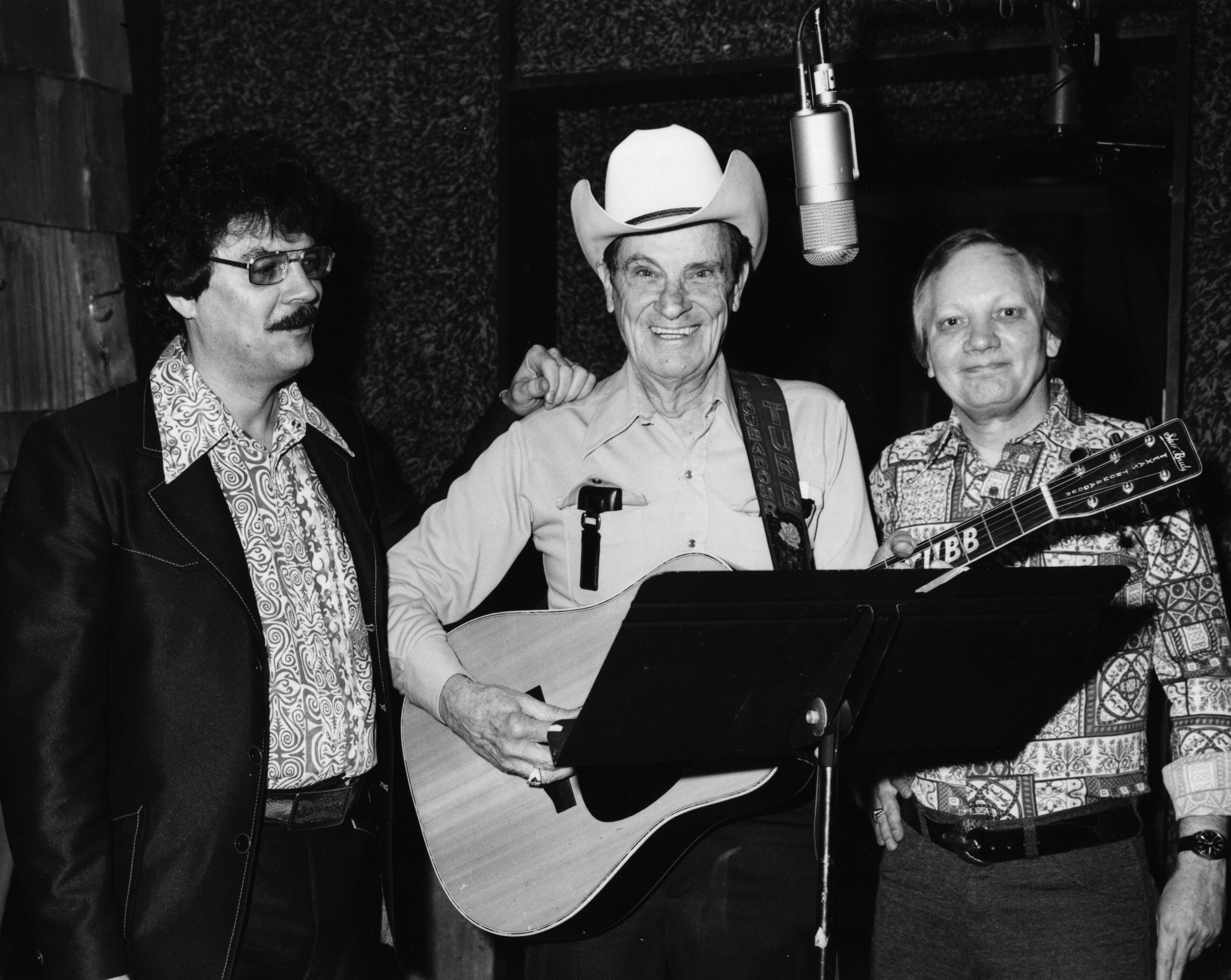 Ernest Tubb And His Texas Troubadours Blue Christmas