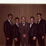 Pete Drake and The Mavericks, Bobby Woods, Jeff Newman, Pete, Corky Tittle, Harley Alsup