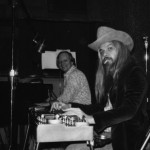 Pete with Leon Russell