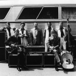 Terry Dale, Jim Buchanan, Pete, D.J Fontana, Jack Drake, Dave Kirby and Chuck Howard